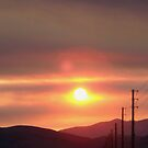 A Nevada Sunset by RichardKlos