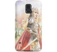 Palace Guard - female fantasy warrior Samsung Galaxy Case/Skin