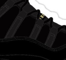 """Air Jordan XI (11) """"Gamma Blue"""" Sticker"""