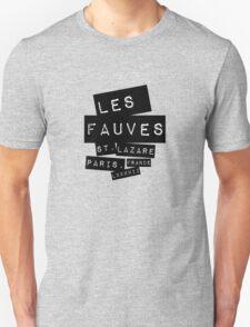 Les Fauves Labels Unisex T-Shirt