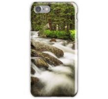 Roosevelt National Forest Stream iPhone Case/Skin