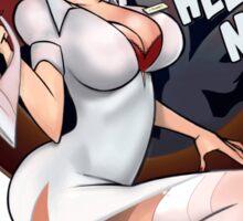 Hello Nurse! Sticker