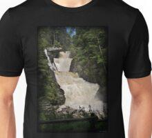 Raymondskill Falls Power Rush Unisex T-Shirt