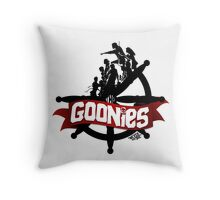 The Goonies - V2 Throw Pillow