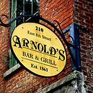 A Bar and Grill in Cincinnati by Phil Campus