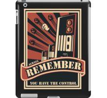 In Control iPad Case/Skin