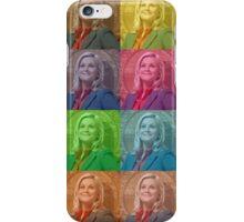 Leslie Knope's Presidential Photo iPhone Case/Skin