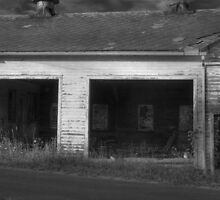 The Barns at Hayfield Farm by Aaron Campbell