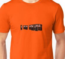 i am animal Unisex T-Shirt