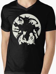 ICO - ver 1 Mens V-Neck T-Shirt