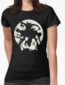 ICO - ver 1 Womens Fitted T-Shirt