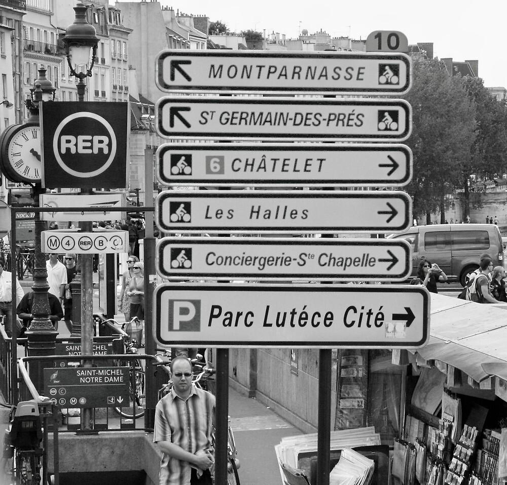 La vie à Paris by kplata