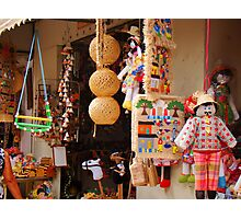 Caruaru fair-PE-Brazil (by Jacantti) Photographic Print