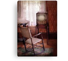 Television - The Invention of Television  Canvas Print