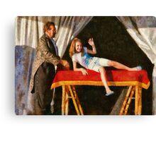 Magic - Can I have a Volunteer  Canvas Print