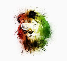 Rasta Lion Vision Unisex T-Shirt