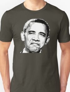 Awesome Barack Obama - Stencil - Street art Graffiti Popart Andy warhol by Jonny2may Unisex T-Shirt