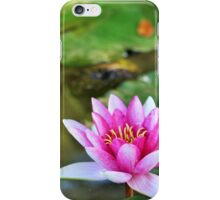 Lily of Oak Alley iPhone Case/Skin