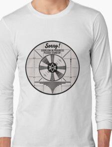Bring Me The Horizon - Exorcism In Progress Long Sleeve T-Shirt