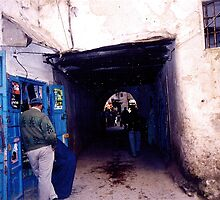 Entrance to the Mellah, Essaouira, Morocco by Shulie1