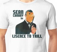 Sean Canary: License to Trill Unisex T-Shirt