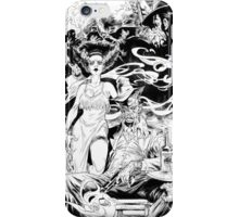 MOLL OF THE MONSTER iPhone Case/Skin