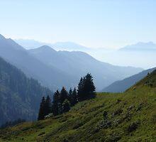 My Beloved  Mountains by Ellanita