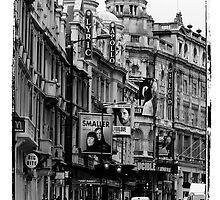 LONDON by robynekaye
