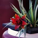 Floral Vase by Stormygirl