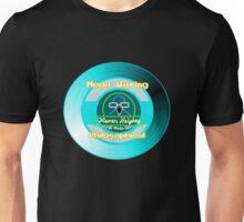Neon Waxing Philosophical Logo Unisex T-Shirt