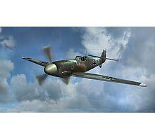 Messerschmitt Bf-109 Photographic Print