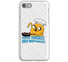 MAKIN' PANCAKES, MAKIN' BACON PANCAKES. iPhone Case/Skin