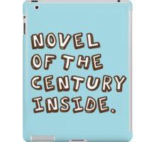 Novel of the Century iPad Case/Skin