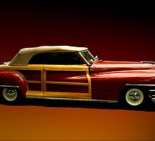 1946 Chrysler Town Country Convertible by TeeMack