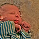 Baby Paul by Tim Wright