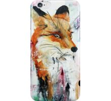 Foxy Lady iPhone Case/Skin