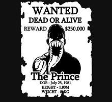 Wanted Prince Devitt - Venom (Finn Balor) T - Shirt Unisex T-Shirt