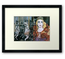 Peace Chariot #2 Framed Print
