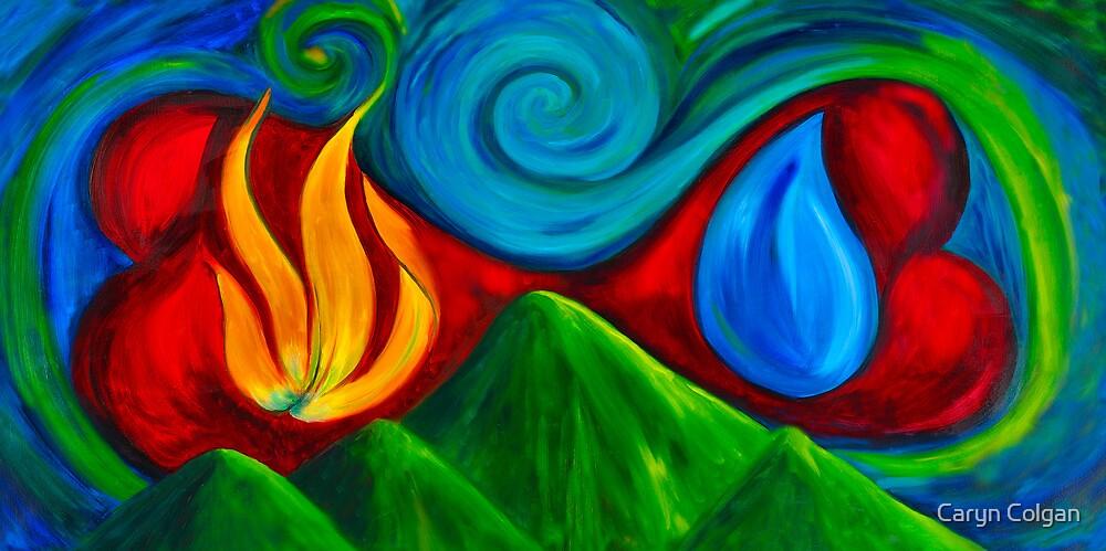 Infinite Affinity by Caryn Colgan