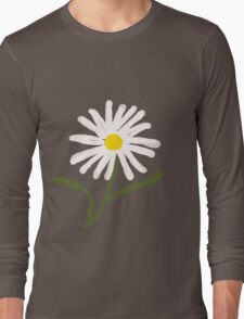 Daisy Doodle Long Sleeve T-Shirt