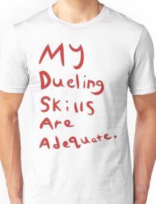 An Adequate Shirt Unisex T-Shirt