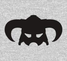 Dovahkiin Helmet One Piece - Short Sleeve