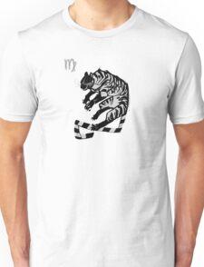 DoubleZodiac - Virgo Tiger Unisex T-Shirt
