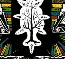 Tree Tee Sticker