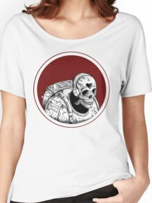 Skull Space Music Game - VER 1 Women's Relaxed Fit T-Shirt