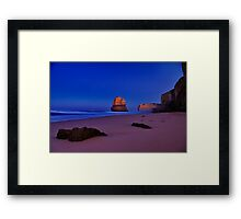 """Twilight Solitude"" Framed Print"
