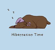 Hibernation Time by Megan Carrington