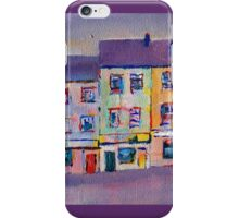 Irish Street IV iPhone Case/Skin