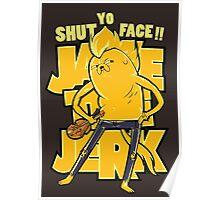 Jake the Jerk Poster