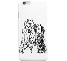 John and Yoko iPhone Case/Skin